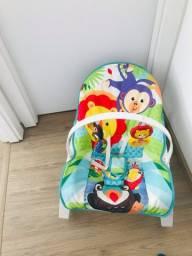Cadeira descanso vibratória