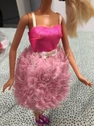 Título do anúncio: Vestidos de Barbie