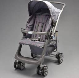 Carrinho + Bebê conforto R$: 350,00