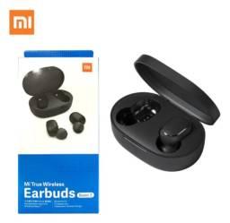 Mi True Wireless Earbuds Basic fone bluetooth top de linha