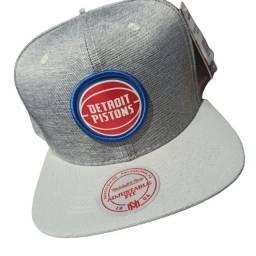Boné Aba Reta Detroit Pistons