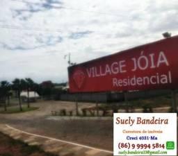 Condomínio Village Jóia. Loteamento fechado. Timon