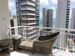 Fortaleza - Meireles area Nobre Apartamento andar Alto nascente e com vista mar