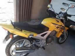 Honda Cbx Twister 250cc 2008 amarela - 2008