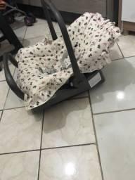 Bebê conforto e base