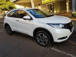 HR-V Touring cor branco 2018 igual zero - 2018