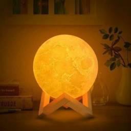 Imperdivel ! Lúminaria lua cheia - touch