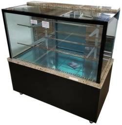 Balcão refrigerado confeitaria 1200 BOX