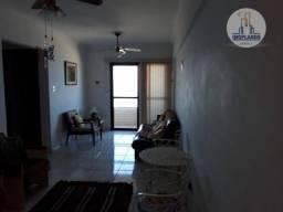 Apartamento com 2 dormitórios à venda, 86 m² por r$ 350.000 - campo da aviação - praia gra