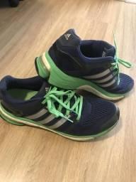Adidas boost adistar praticamente novo! Original