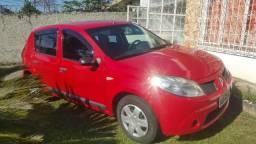 Renault Sandero Expression 2009 1.6 8v Completo Torro - 2009