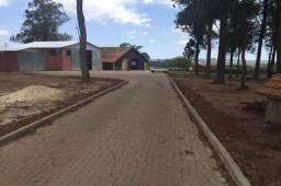 Pavimentaçao com blocos