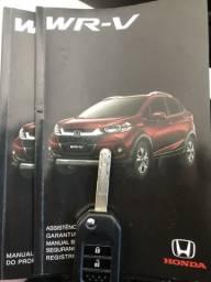 Honda Wr-v automática - 2018