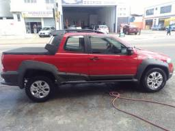 Fiat - Strada Adv CD 1.8 Flex-2011 - 2011