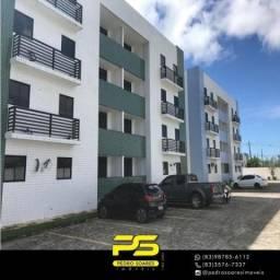Apartamento com 2 dormitórios à venda, 61 m² por R$ 122.000 - Paratibe - João Pessoa/PB