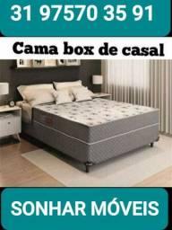 CAMA BOX A PARTIR DE 299,00 REAIS. APROVEITE!!!