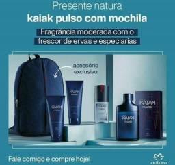 Kit Kaiak Pulso Completo C/ Mochila