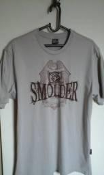 Camisa Smolder, (M), original e semi nova