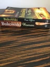 2 Livros do Charles Bukowski em Inglês