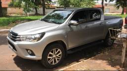 Toyota Hilux srv 2017 - 2017