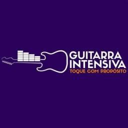 Aprenda a tocar guitarra na sua casa