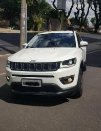 Jeep compass longitude 2.0 flex 16v aut 2018 - 2018