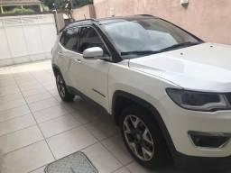 Jeep Compass Limited Flex 4x2 Apenas 7500Km Único Dono Top de Linha Igual a Zero km - 2018 - 2018