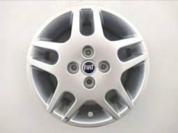 Rodas Aro 14 Original Fiat Doblo E Strada<br><br>