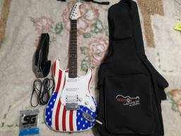 Guitarra Stratorcaster Eagle
