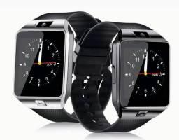 Relógio Smartwatch Dz-09 Touchscreen