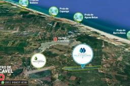 Lotes Villa Cascavel no Ceará 7km da praia de Barra Nova !(