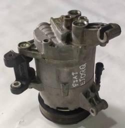 Título do anúncio: Compressor do ar condicionado fiat etorq