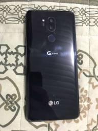 Troco LG g7 thinq 64gb