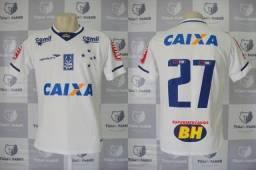 Camisa Cruzeiro de Jogo 2015