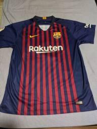 camiseta Barcelona 18/19 original