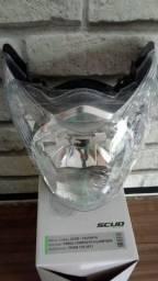 Farol completo s/lamp Titan 150 2011 NOVO