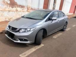 Civic LXR 2.0 ano 2015