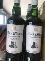 Black e white