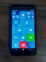 Microsoft Lumia 640XL dois chip em ótimo estado
