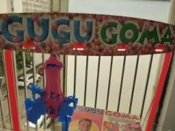 Jogo Gugu Goma - Todo Completo. Brinquedo Antigo Anos 90