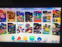 Nitendo Wii Destravado+ 55 Jogos