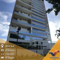 Excelente apartamento duplex com vista para o Parque Cesamar!