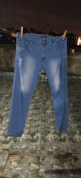 Calça jeans Gucci Gang