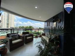 Ed. Chamonix : Excelente Apartamento 155m² 4 Qts (3 Suites) 2 Vg