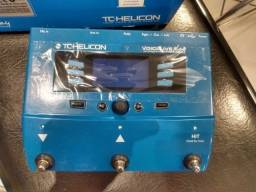 Pedal Para Voz Voicelive Play - Tc Helicon (Mixer Instrumentos Musicais)