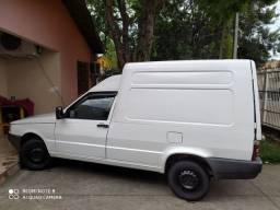 Fiorino furgão 1.5 2001 kit gás