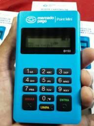 Maquina de cartao de credito mercado pago