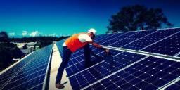 Energia Solar Gerador Fotovoltaico Enorme Economia de Energia