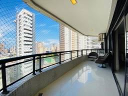 Ed Maison Mont Serrat : Apartamento Nascente Andar Alto 172m² 4 Suites 3 Vg Umarizal