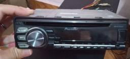Rádio Pioneer mixtrax USB